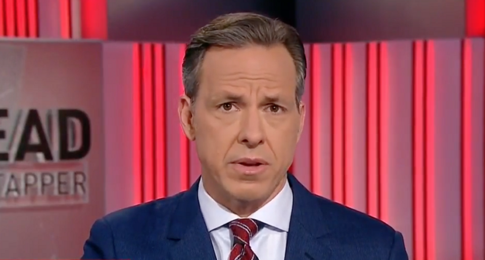 'Failed': Jake Tapper destroys Trump for disrespecting families of dead soldiers with 'reckless' words