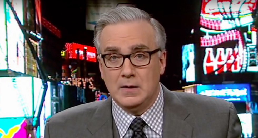 Olbermann nails why Trump Jr's testimony handed Mueller all he needs to indict Trump for lying and obstruction