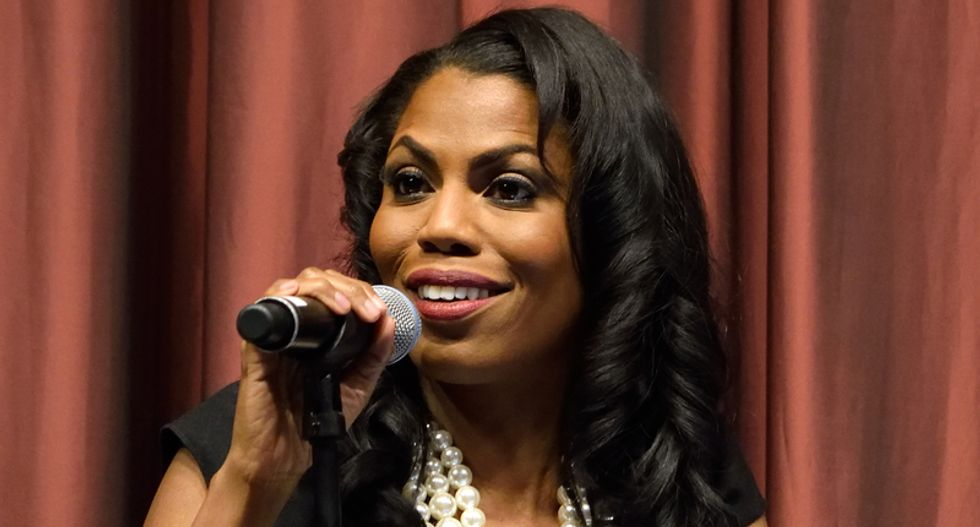 Omarosa's says her job includes 'everything' – but there's little evidence she does anything