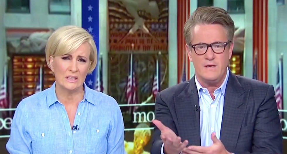 'That is sick': MSNBC's Joe and Mika disgusted by White House lies about bogus Seth Rich conspiracy