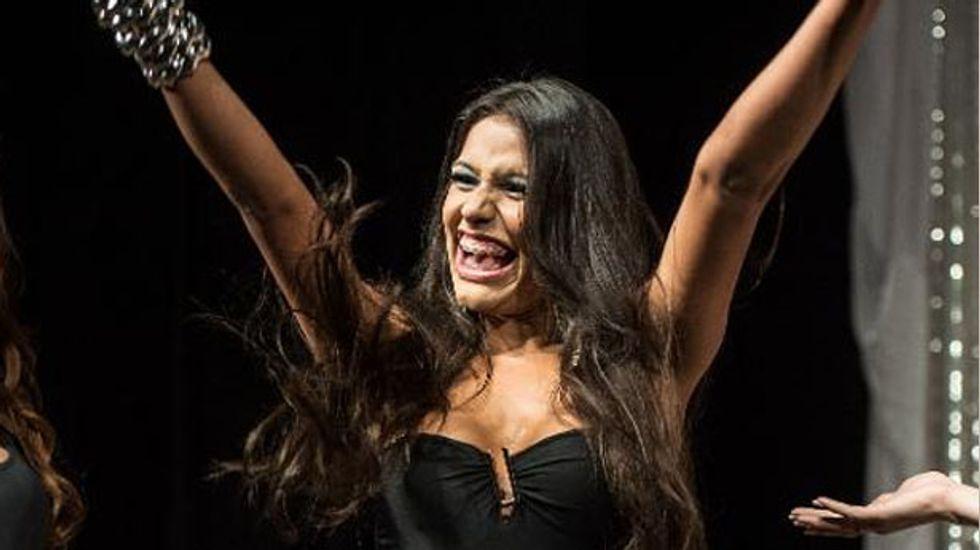 At second transgender beauty pageant, Raika Ferraz wins 'Miss T Brazil' title