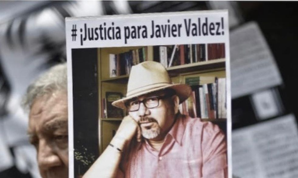 Press group blasts probe into Mexico journalist murder