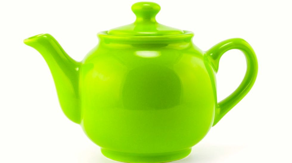 Forget about coffee. Tea's coming back --in a big way