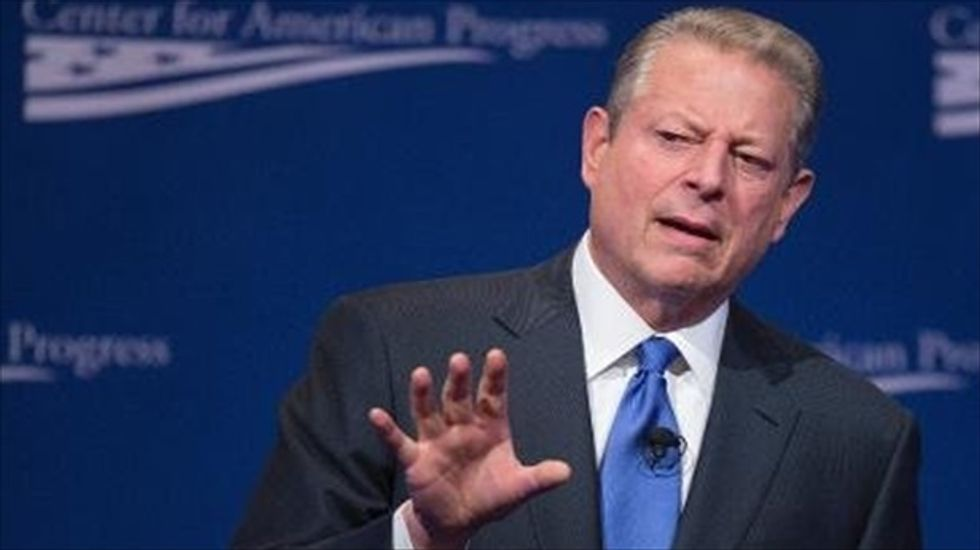 Al Gore rips Keystone XL: 'It is an atrocity and a threat to our future'