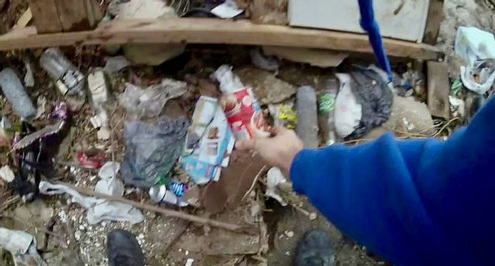 WATCH: New video emerges of suspected drug planting by Baltimore police