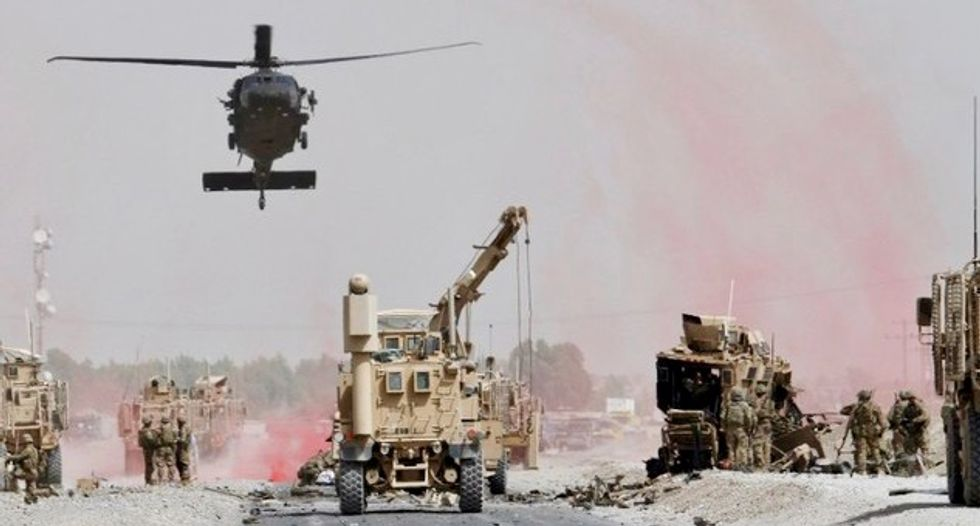 Two US troops killed in attack on convoy in Afghanistan