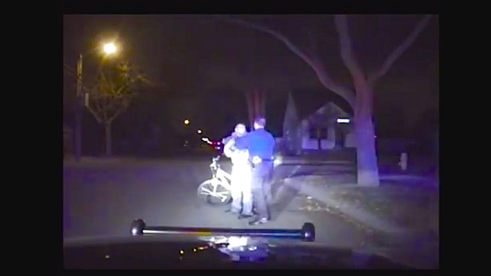 Do cameras on cops make a difference? The jury's still out