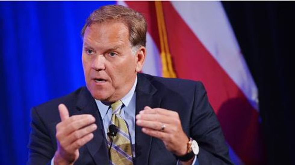 House Intelligence Chairman Mike Rogers to retire from Congress to host radio show