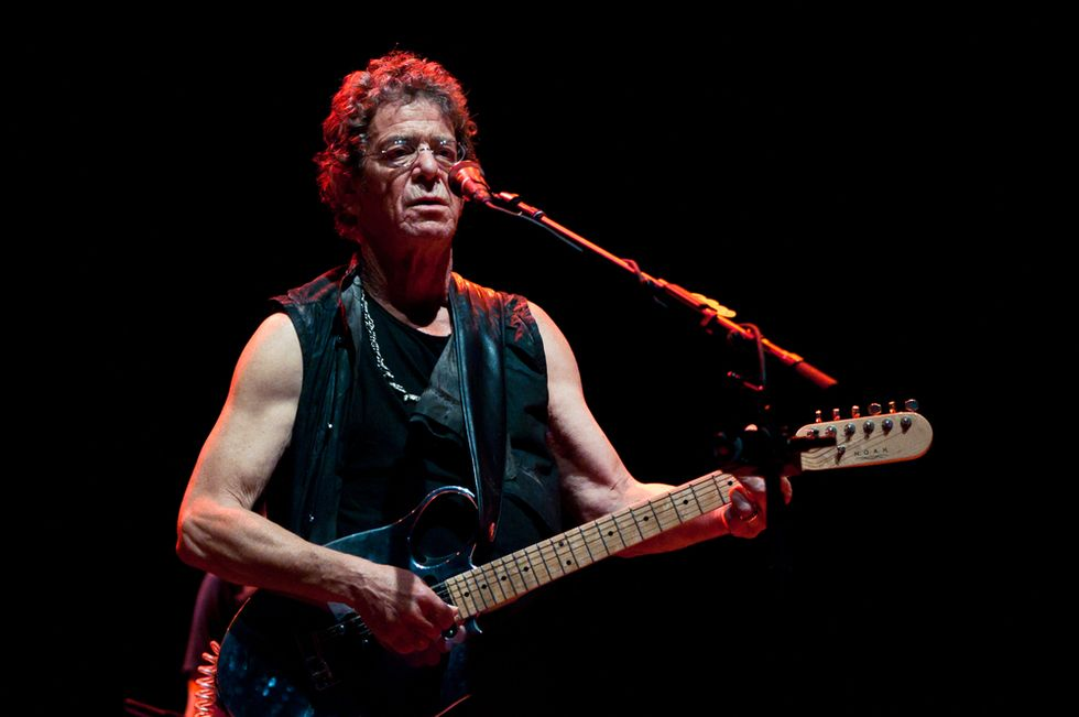 Lou Reed's death leaves dwindling number of rock icons