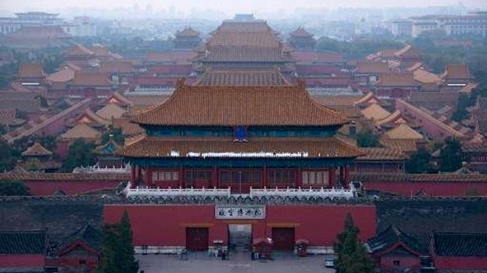 Two stabbed to death at China's Forbidden City