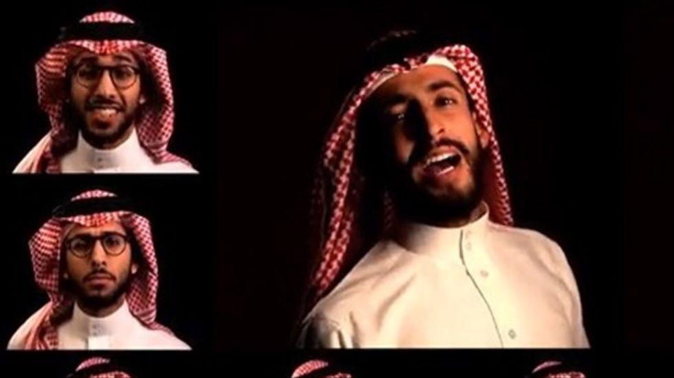 'No Woman, No Drive': Saudi activist's Marley parody becomes online hit