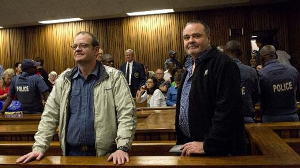White supremacist behind right-wing plot to kill Nelson Mandela jailed for 35 years