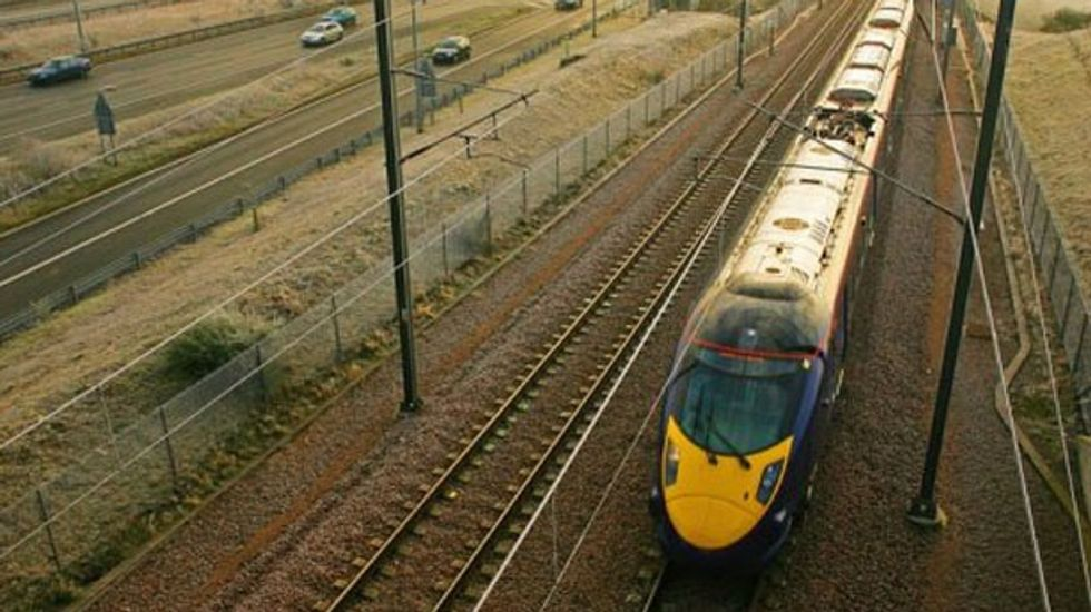 Britain's HS2 high-speed rail less profitable than expected: study