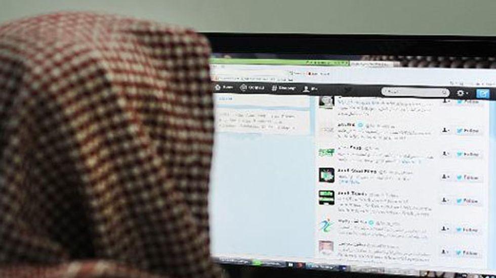 Saudi Arabia frees blogger jailed for blasphemy