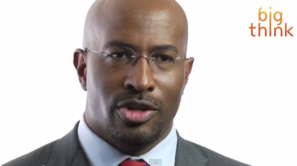 Van Jones: Republicans oppose their own ideas as soon as Obama mentions them