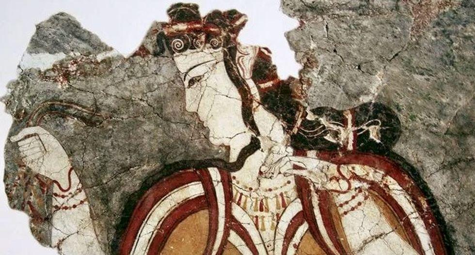 DNA study confirms near-mythological origin of the Greek people