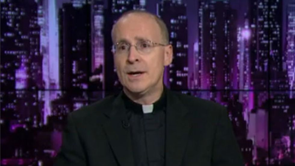 Jesuit father: Like Pope Francis said, proselytizing to atheists is 'pious nonsense'