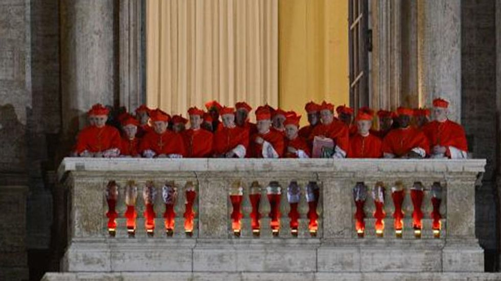 NSA spied on the Vatican as cardinals elected Pope Francis