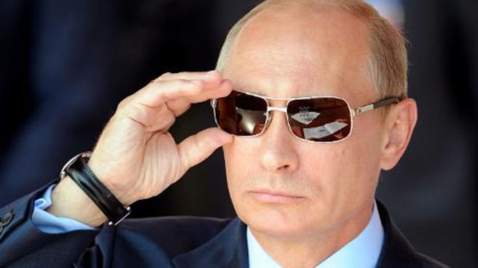 Putin topples Obama in Forbes power ranking