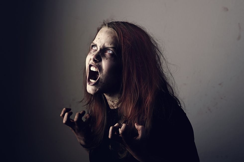 Here are 4 signs you might be demonically possessed -- according to a Catholic psychiatrist