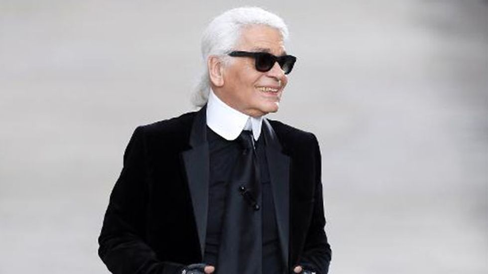 French 'curvy women' group files complaint against Chanel designer Karl Lagerfeld