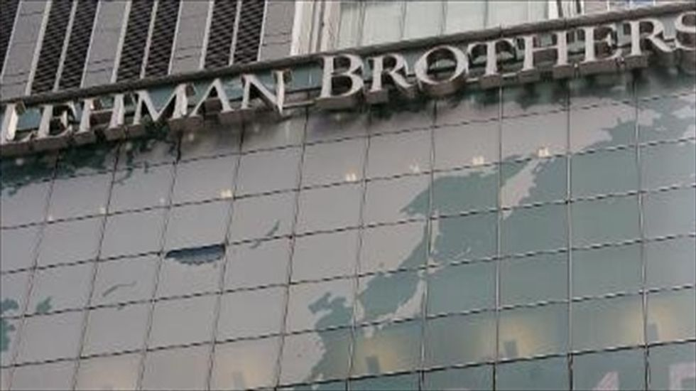 French director will turn Lehman Brothers' collapse into a musical