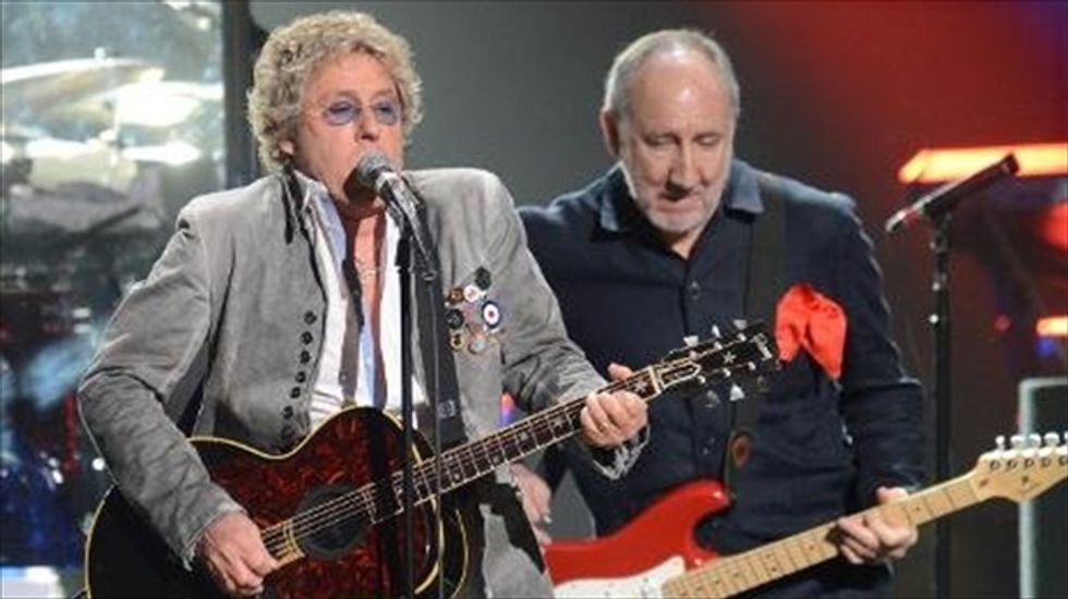 Rock legends The Who to stage 'last big tour' in 2015
