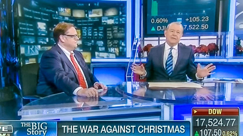 Fox hosts: Atheists are 'sucking the joy out of Christmas' by expecting tolerance