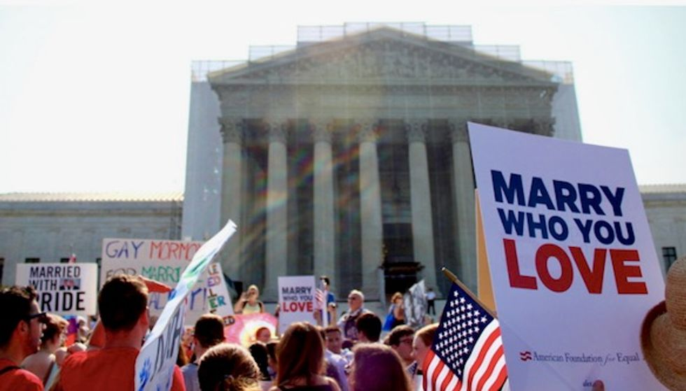 Anti-gay group promises supporters that Prop 8 will come back to life sooner than people imagine