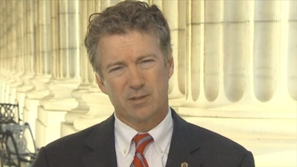 Rand Paul sues Obama over NSA spying