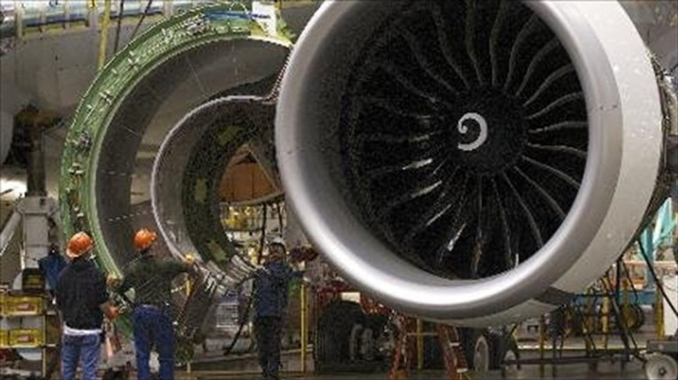 Seattle left off first list of design centers for new Boeing aircraft