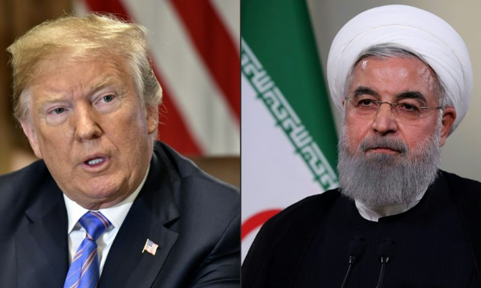 Trump had two goals in ramping up pressure on Iran — and he's failing at both: CNN