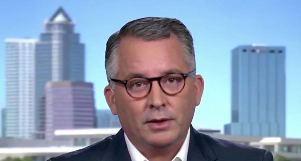 Ex-GOP congressman buries Republicans on MSNBC: Kavanaugh would 'taint' the court for decades