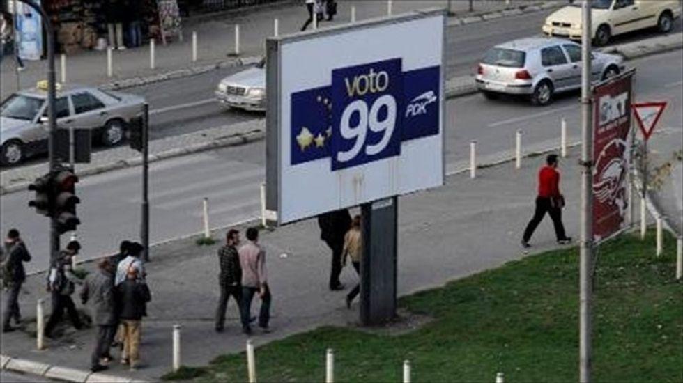 Kosovo elections hold a key to Serbia's bid to join E.U.