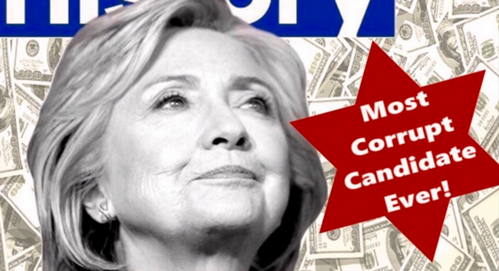 Trump hammered for appealing to anti-Semites with 'dog whistle' Hillary Star of David post