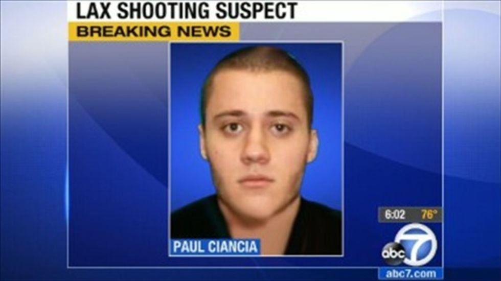 Accused LAX shooter unable to answer questions in FBI investigation