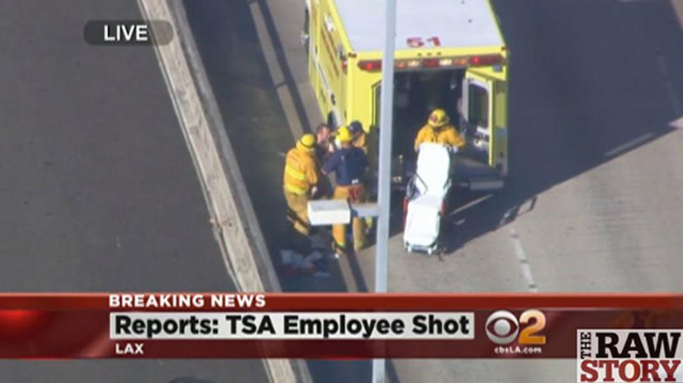 Hatred of TSA led gunman to shoot up LAX, officials say