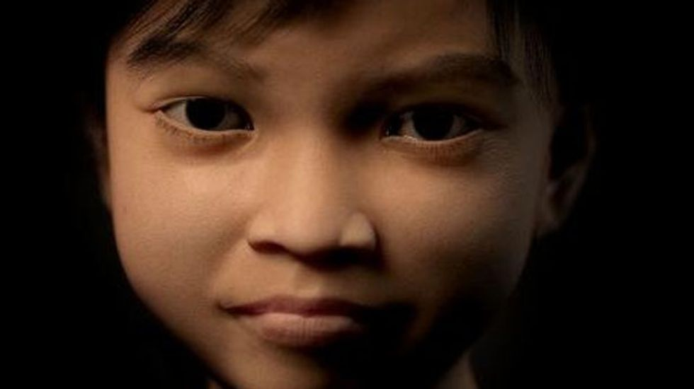 Computer-generated preteen girl with webcam helps identify 1,000 pedophiles