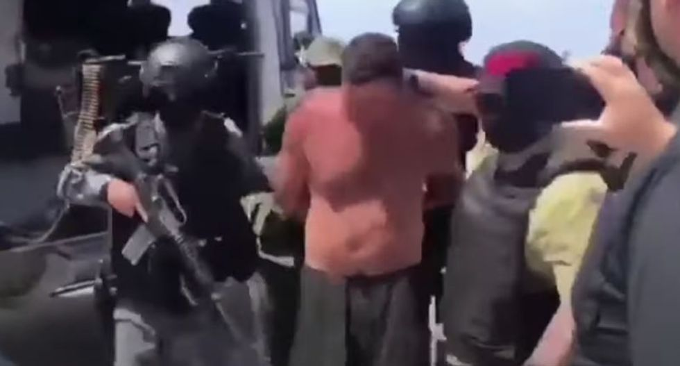 US mercenaries captured in Venezuela after failed coup attempt compared to a 'bad Rambo movie'