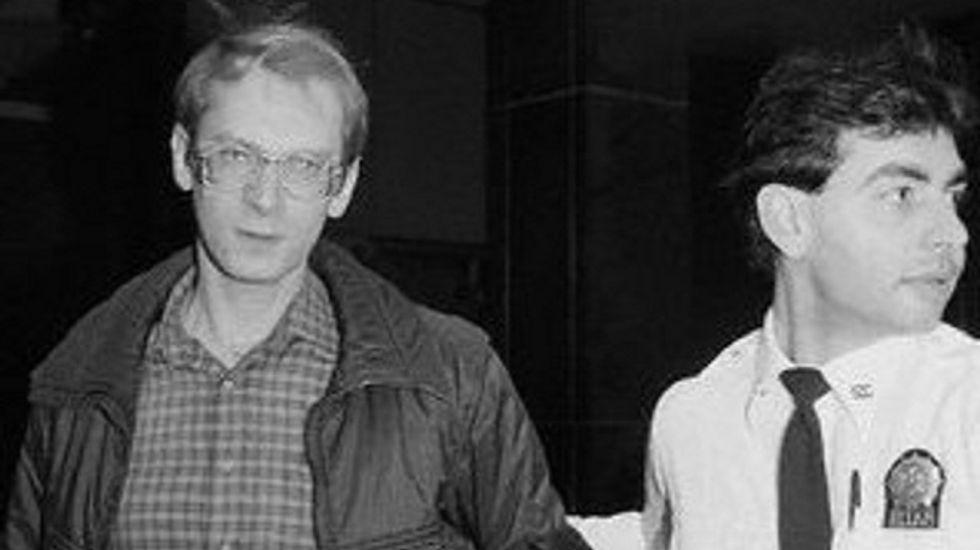 Bernhard Goetz, '80s NYC 'subway vigilante', arrested on pot dealing charge