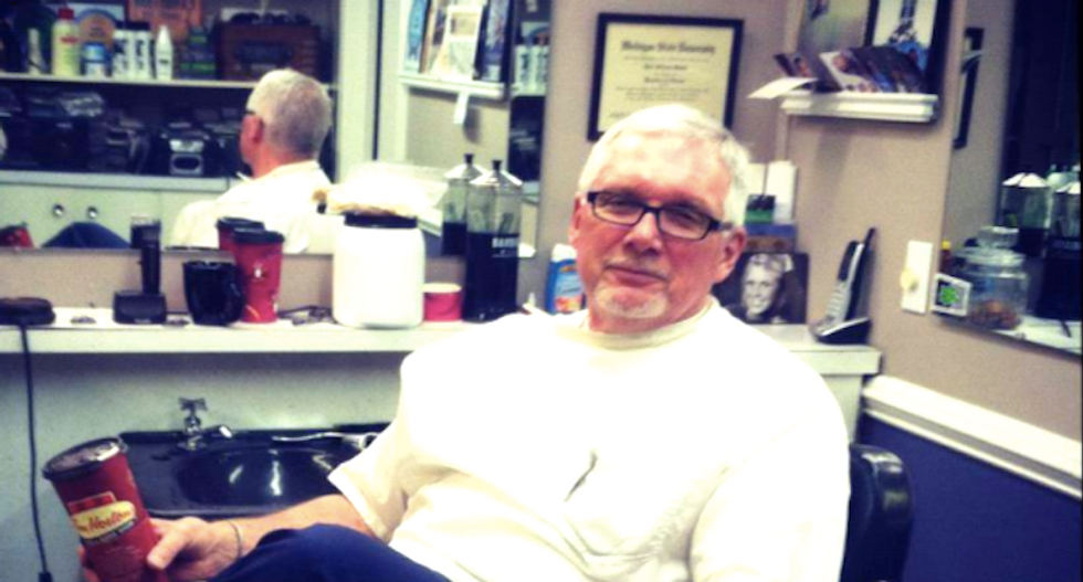 Michigan barber will defy coronavirus restrictions 'until Jesus walks in' because Gov. Whitmer is not his mom