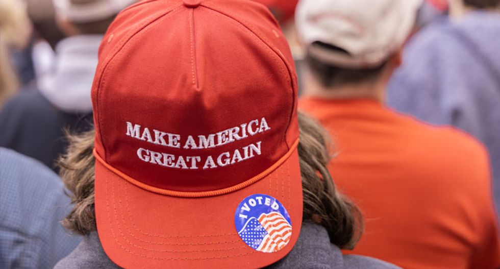 Facebook removes network of fake accounts that posed as Trump supporters