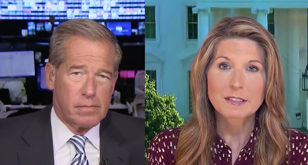 Nicolle Wallace: DOJ dropping Flynn case 'may not go down the way Donald Trump and Bill Barr want it to'