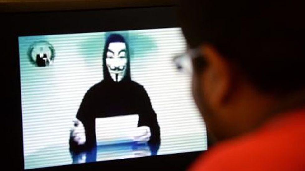Singapore boosts cyber defenses after 'Anonymous' threatens 'to go to war with you'