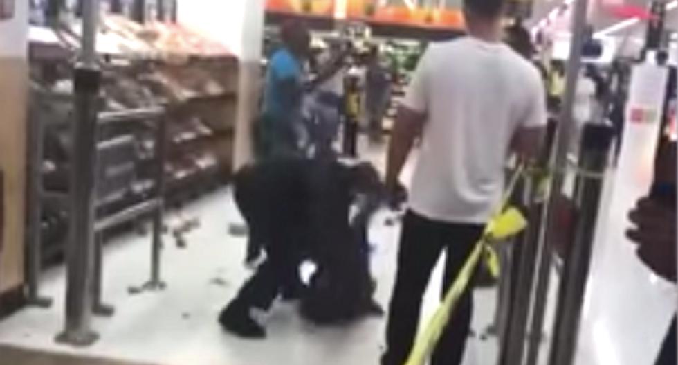 Off-duty Alabama cop bodyslams woman face-first for refusing to wear mask in Walmart