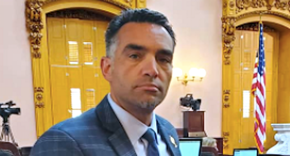 'Stop getting tested!' Ohio GOP lawmaker claims COVID-19 tests are 'dictatorship' conspiracy