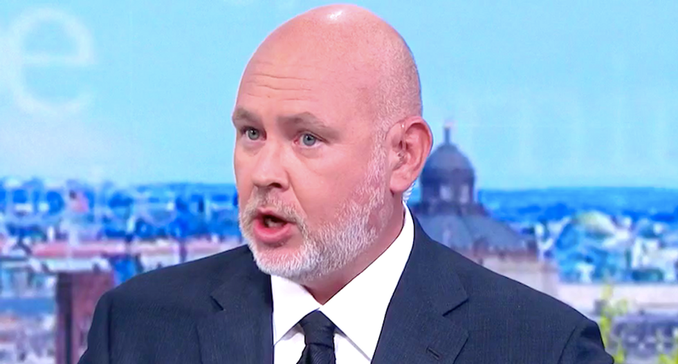 Steve Schmidt unleashes fury on GOP for pushing Kavanaugh: 'All of it washes sewage on the Supreme Court'