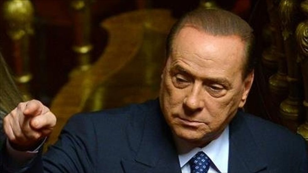 Italy's Berlusconi returns to strike deal on electoral reform that leaves out smaller parties
