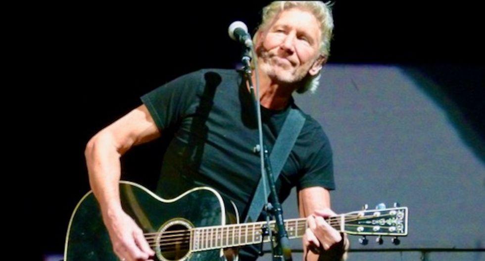 Pink Floyd's Roger Waters slams Venezuela border aid concert