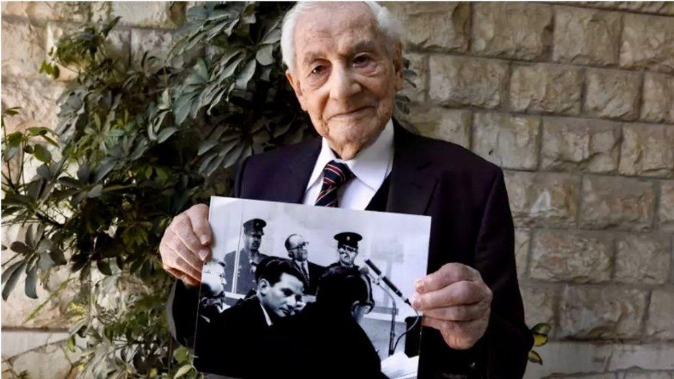 60 years on, Israel prosecutor recalls Eichmann trial